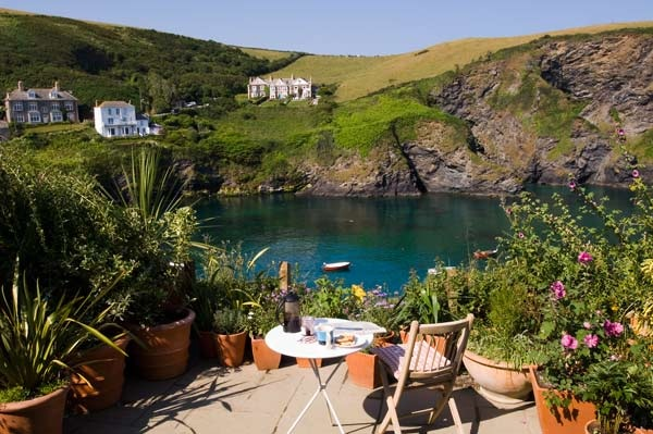 Cool Sea Cove Cottage Port Isaac Home Rent Our Beautiful Cottage Interior Design Ideas Inesswwsoteloinfo